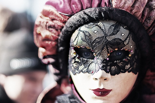 Vive sin máscaras
