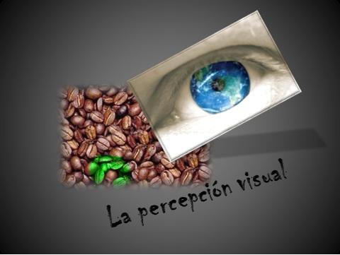 Ejercicio de percepción visual.