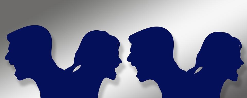 Formas de enfrentarse a los conflictos en casa.