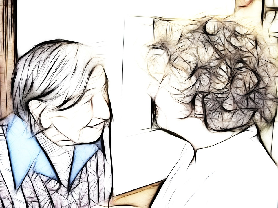 El síndrome del cuidador.