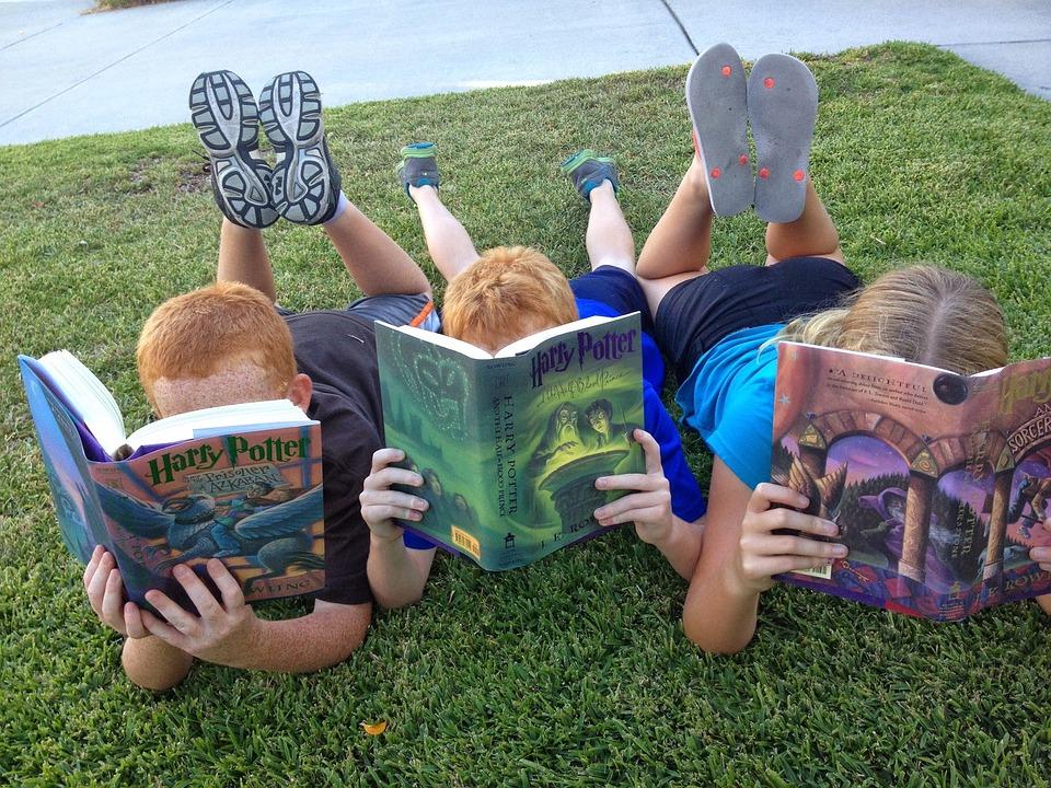 Cómo conseguir que tus hijos lean.