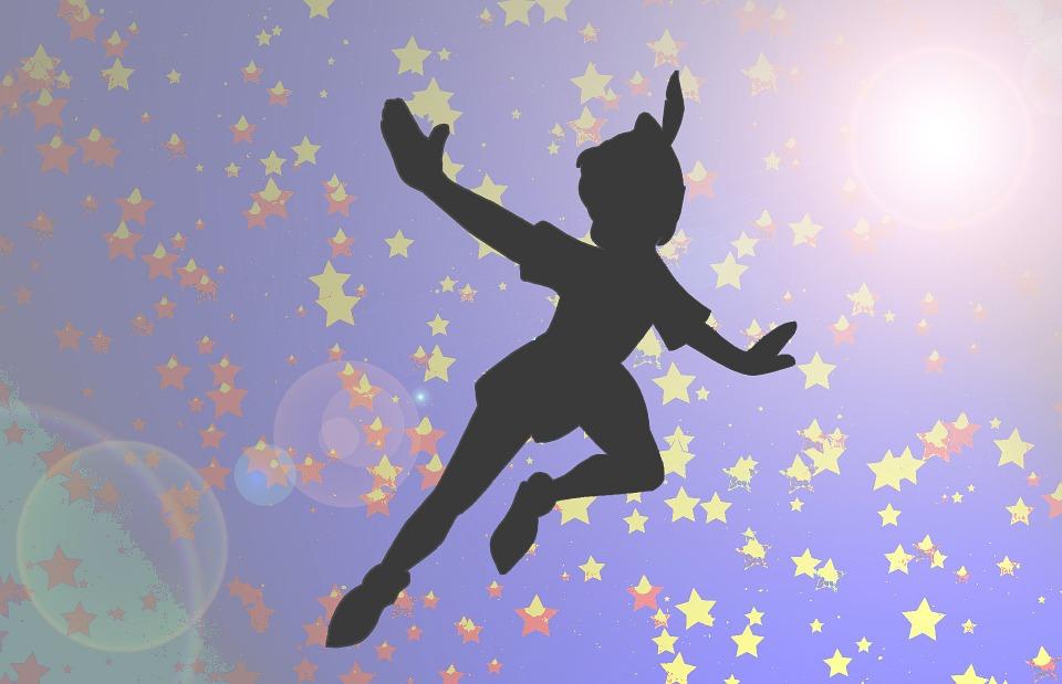 El síndrome de Peter Pan.