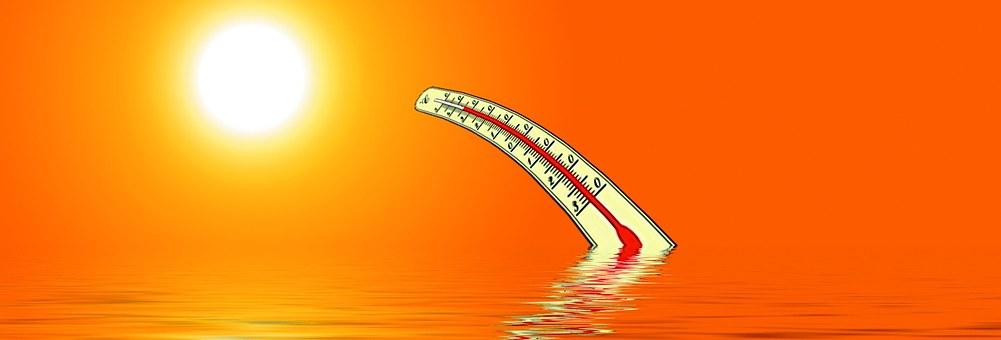 Cómo afecta el calor al estudio.