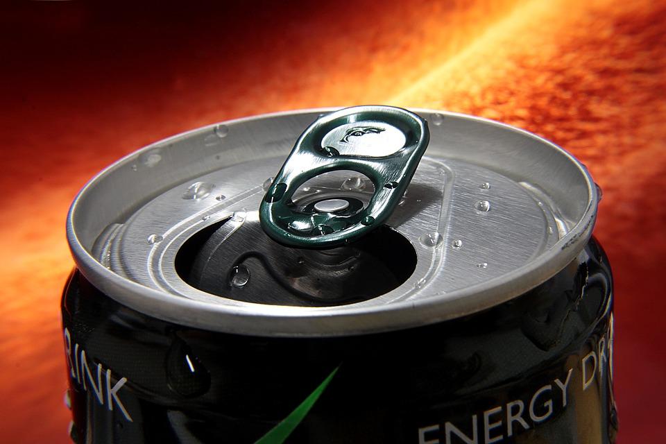 Bebidas energetizantes en adolescentes